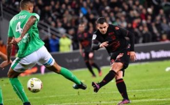 Prediksi Nice vs As Saint-Etienne 21 Januari 2018